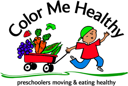 Color Me Healthy logo