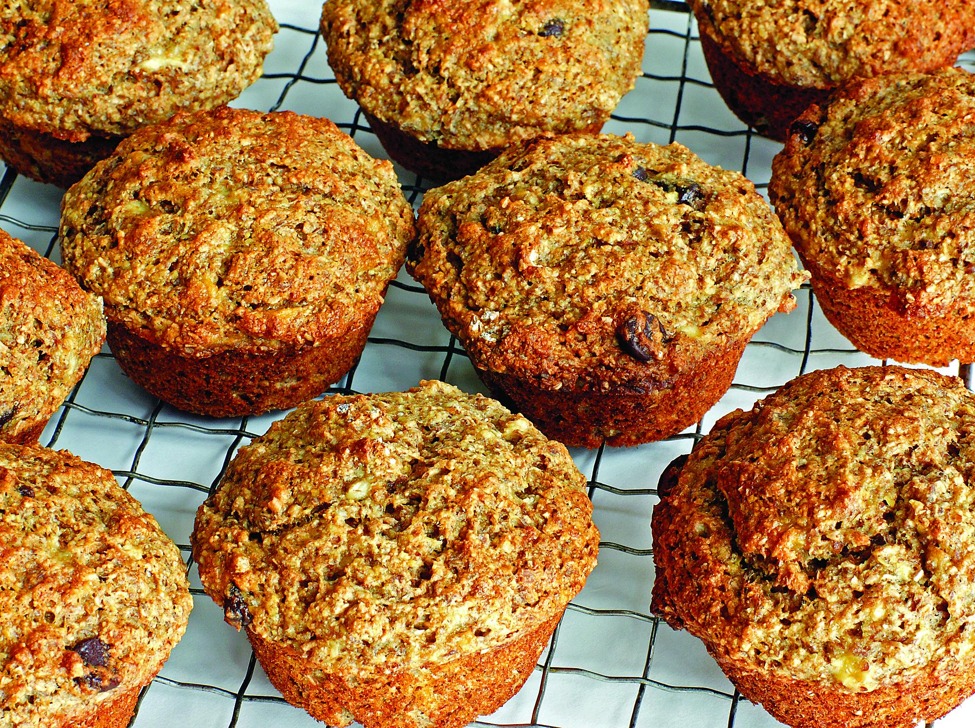 Fresh Muffins!