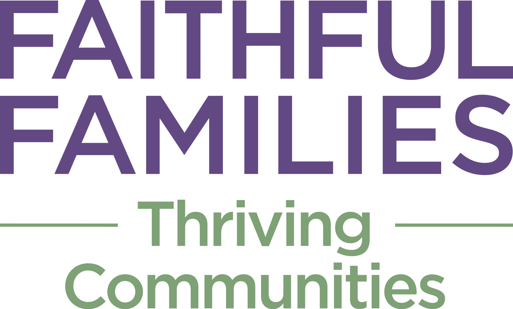 Faithful Families Logo